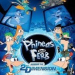 Phineas Y Ferb: A Traves De La Segunda Dimension (2011) Dvdrip Latino [Animacion]