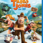 Tadeo Jones 1 (2012) Dvdrip Latino [Animación]