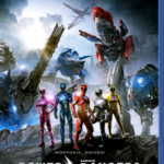 Power Rangers (2017) Dvdrip Latino [Ciencia Ficcion]
