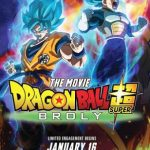 Dragon Ball Super: Broly (2018) Dvdrip Latino [Animación]
