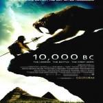 10000 BC (2008) DvDrip Latino [Aventuras, drama, acción.]