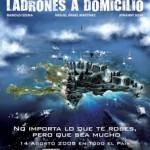 Ladrones a domicilio (2008) DvDrip Latino [Drama/comedia]