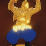 Aladdín 3 (1995) DvDrip Latino [Animación]