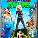 Monstruos VS Aliens (2009) DvDrip Latino [Animación]