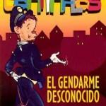 Cantinflas – El Gendarme Desconocido (1941) DvDrip Latino [Comedia]