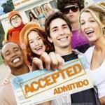 Admitido (2006) DvDrip Latino [Comedia]