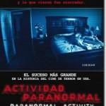 Actividad Paranormal (2007) DvDrip Latino [Terror]