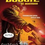 Boogie el Aceitoso (2009) DvDrip Latino