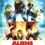 Aliens in the Attic (2009) DvDrip Latino [Fantasia]