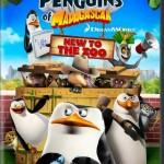 Los Pingüinos de Madagascar: New To The Zoo (2010) Dvdrip Latino [Animacion]