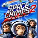 Space Chimps 2 (2010) Dvdrip Latino [Animacion]