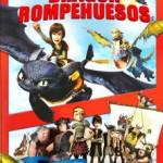 La Leyenda Del Dragon Rompehuesos (2010) Dvdrip Latino [Animacion]