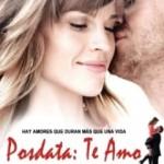 Posdata: Te Amo (2007) Dvdrip Latino [Drama]