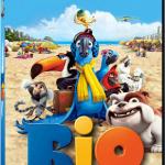 Rio (2011) DVDRip Latino [Animacion]