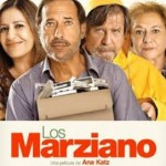 Los Marziano (2011) Dvdrip Latino [Comedia]