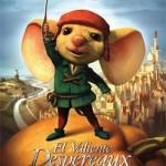 El Valiente Despereaux (2008) Dvdrip Latino [Animacion]