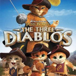 El Gato Con Botas: Los 3 Diablos (2012) Dvdrip Latino [Animacion]