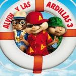 Alvin y las Ardillas 3 (2011) Dvdrip Latino [Animacion]