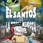 El Santos Vs La Tetona Mendoza (2012) Dvdrip Latino [Animación]