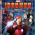 Iron Man: La rebelión del technivoro (2013) Dvdrip Latino [Animacion]