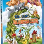 La Gigante Aventura de Tom y Jerry (2013) Dvdrip latino [Animacion]