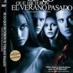 Se Lo Que Hicieron El Verano Pasado 1 (1997) Dvdrip Latino [Terror]