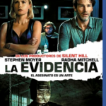 La Evidencia (2013) Dvdrip Latino [Thriller]
