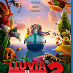 Lluvia de Hamburguesas 2 (2013) Dvdrip Latino [Animacion]