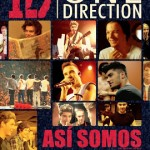 One Direction: Así somos (2013) Dvdrip Latino [Documental]