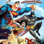 Liga De La Justicia: Atrapados En El Tiempo (2014) Dvdrip Latino [Animación]