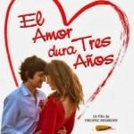El Amor Dura Tres Años (2012) Dvdrip Latino [Comedia]
