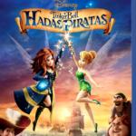 Tinkerbell: Hadas Y Piratas (2014) Dvdrip Latino [Animación]