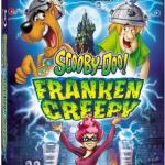 Scooby-Doo y el Frankenmonstruo (2014) Dvdrip Latino [Animación]