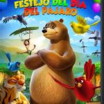 El Libro de la Selva Festejo del Día del Pajaro (2014) Dvdrip Latino [Animacion]