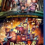Los Boxtrolls (2014) Dvdrip Latino [Animación]