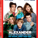 Alexander y el Dia Terrible, Horrible, Espantoso, Horroroso (2014) Dvdrip Latino [Comedia]