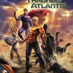 La Liga de la Justicia: El Trono de Atlantis (2015) Dvdrip Latino [Animación]
