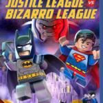 Liga De La Justicia Vs. Liga De Bizarro (2015) Dvdrip Latino [Animacion]