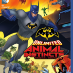 Batman Ilimitado: Instinto Animal (2015) Dvdrip Latino [Animación]
