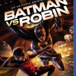 Batman Vs. Robin (2015) Dvdrip Latino [Animación]