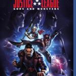 Liga De La Justicia: Dioses Y Monstruos (2015) Dvdrip Latino [Animación]