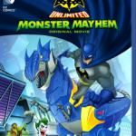 Batman Ilimitado: Caos De Monstruos (2015) Dvdrip Latino [Animación]