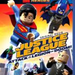 Liga De La Justicia: El Ataque De La Legión Del Mal (2015) Dvdrip Latino [Animacion]
