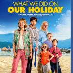 Lo Que Hicimos En Las Vacaciones (2014) Dvdrip Latino [Comedia]