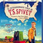 El Extraordinario Viaje De T.S. Spivet (2013) Dvdrip Latino [Aventuras]