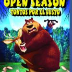 Open Season: Tontos Por El Susto (2016) Dvdrip Latino [Animación]