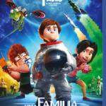Una Familia Espacial (2015) Dvdrip Latino [Animación]