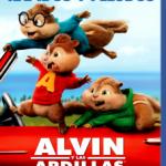Alvin Y Las Ardillas 4: Aventura Sobre Ruedas (2015) Dvdrip Latino [Animación]