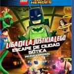 Liga De La Justicia LEGO: Escape De Ciudad Gótica (2016) Dvdrip Latino [Animación]