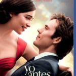 Yo Antes De Ti (2016) Dvdrip Latino [Romance]